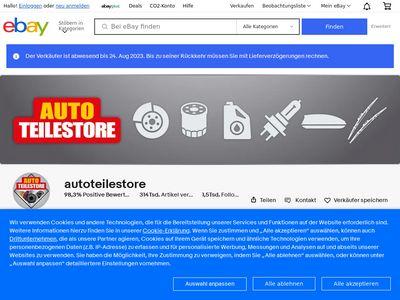 AutoteileStore.com Shop