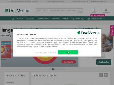 DocMorris Shop