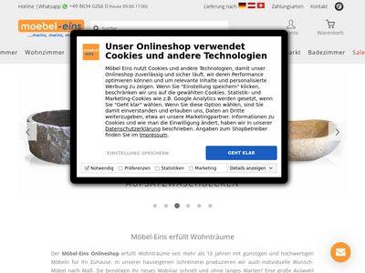 http://www.moebel-eins.de/