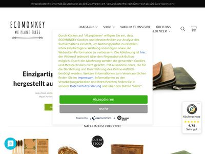 ecomonkey Shop