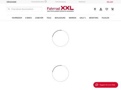 Fahrrad XXL Shop