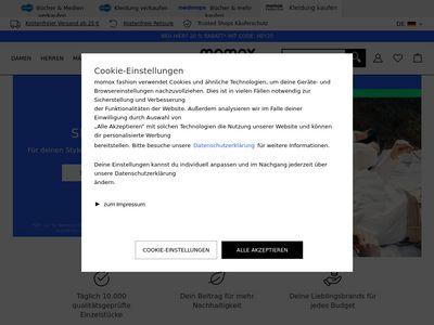 momox fashion Shop