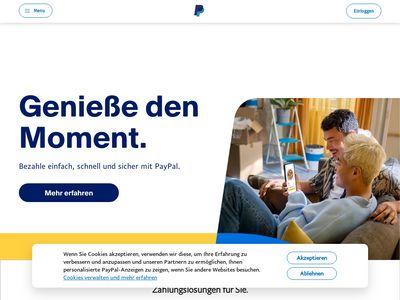 PayPal Shop