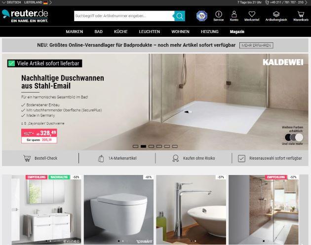 reuter gutschein website
