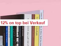 12% reBuy Gutschein on top für den Verkauf von Medien