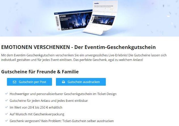eventim website geschenkgutschein kaufen
