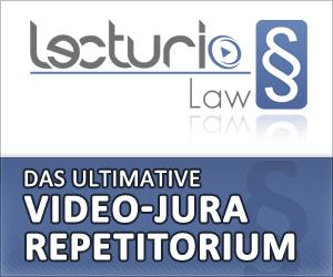 Lecturio Law Online Video Repetitorium