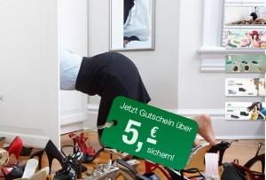 Gutschein Deichmann 5 Euro