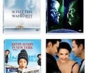 Amazon: 6 DVDs für nur 20€ – inklusive Versand