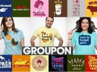 Groupon: Gutschein 10€ für 25€ für den OnlineShop Shirtcity