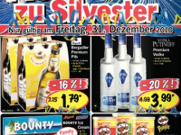 Lidl+Pringles+Burger King: Preiswert fettig vollfuttern zu Silvester!