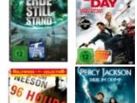4 DVDs aus der Hollywood Collection nur 18€ bei Amazon