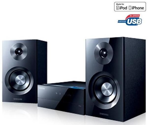 Pixmania com: Samsung MP3-Micro-Anlage/USB iPod/iPhone MM