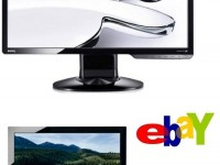ebay-WOWs: SEG Virginia LED-TV + BenQ LCD-Monitor