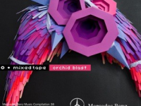 "MP3-Album Mercedes-Mixed-Tape 38 ""Orchid Blast"" kostenlos downloaden"
