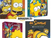 Amazon: Die Simpsons – komplette Staffel 1 bis 11 nur je 12,97€