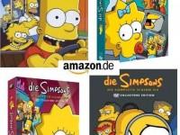 Amazon: Die Simpsons – komplette Staffel 1 bis 11 nur je 12,97€