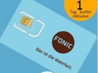 fonic smartphone sim karte selbstk ndigende internet flat 25 frei minuten inklusive 9 95. Black Bedroom Furniture Sets. Home Design Ideas