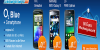 MediaVersand: O<sub>2</sub> Blue + Highend Smartphone + 50€ Wechsel-Bonus
