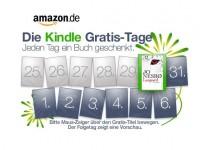 Amazon.de: Kindle Gratis-Tage – Bis 06.01.2012 jeden Tag ein eBook gratis