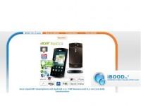 iBOOD: Acer Liquid MT Smartphone mit Android 2.3 für 145,90€ – nur am 29.12.