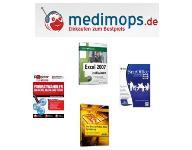 medimops.de: Mit dem exklusiven 10%-Rabattgutschein sparen Unideal.de-User noch bis 31.03.