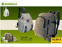 Biodeals: 20€ Gutschein auf alle Produkte von Hanfprodukte.de