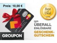 Groupon: BonaYou Prepaid MasterCard 10 statt 20 € *UPDATE*