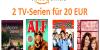 DVD-Aktion auf Amazon: 2 TV-Serien für 20€