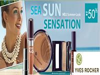 Yves Rocher: New Summer Sensation bis zu 50% reduziert + Gratis Tankini