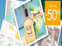 Yves Rocher: Bis zu 50% Rabatt auf ausgewählte Sommerprodukte