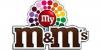 My m&m's: Deine Botschaft auf leckeren Schokolinsen