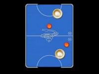 Gratis Gaming App bei iTunes:  Air Hockey Gold von Acceleroto