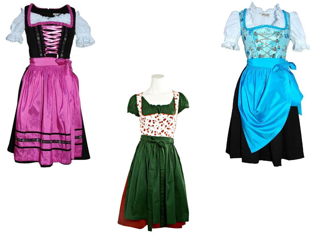 dirndl f r das oktoberfest 2012 g nstig online kaufen. Black Bedroom Furniture Sets. Home Design Ideas