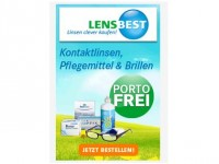 Versandkostenfreie Bestellung bei Lensbest