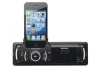 MeinPaket.de: Medion Autoradio mit iPhone Docking Station für 64,99 Euro (UPDATE)