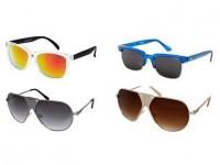 Sonnenbrillen bei asos bis zu 50% reduziert