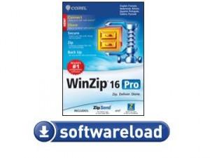 Preishammer der Woche bei Softwareload: Winzip 16 Pro für 25 Euro statt 59,95 Euro