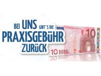EU-Versandapotheke erstattet euch die Praxisgebühr zurück