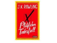 """J.K. Rowling """"Ein plötzlicher Todesfall"""" als ebook für 19,99 Euro bei buecher.de"""