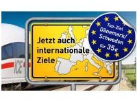 Internationales Fernweh-Ticket von LTUR: Für 35 Euro nach Dänemark oder Schweden