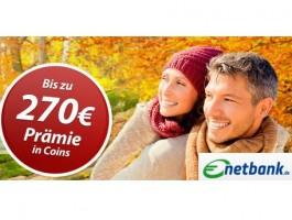 netbank Konto über HGWG eröffnen + 270€ Prämie + Amazon Gutschein gratis erhalten (UPDATE)