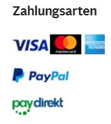 Zahlungsarten OTTO