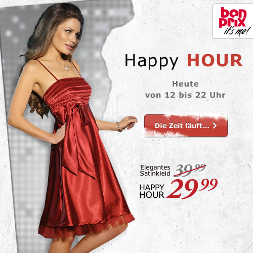 Bonprix Happy Hour