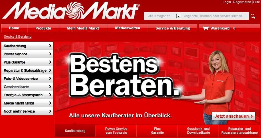 Media Markt Service