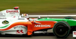 Medion in der Formel 1