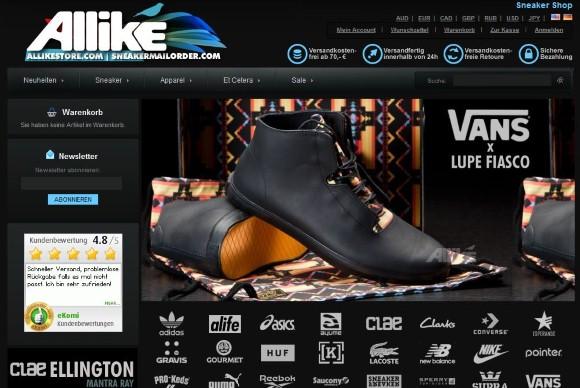 allike (Custom)