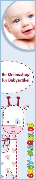 Baby-Markt Gutschein Seitenbanner