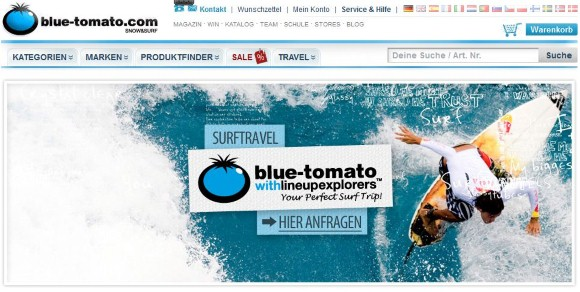 blue tomato (Custom)