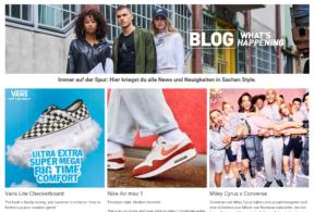 Foot Locker Blog